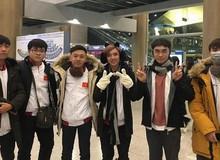 Liên Quân Mobile: GameTV và proArmy đã tới Hàn Quốc, sẵn sàng cho giải đấu 500.000 USD