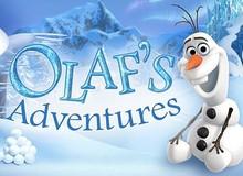 Ra mắt cùng với 'Coco', người tuyết Olaf trở lại siêu đáng yêu