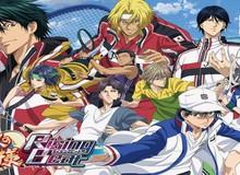 Prince of Tennis: Rising Beat - Game mobile thể loại Rhythm Action đã ra mắt tại Nhật Bản