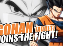 Trailer mới của Dragon Ball FighterZ tiết lộ nhân vật mới là Gohan trưởng thành