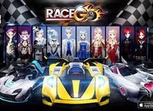 Race Go - Game đua xe trực tuyến bất ngờ đổ bộ các nước Đông Nam Á