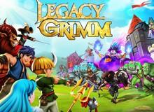 Legacy Grimm - Game Truyện cổ tích Grimm của người Việt đạt quán quân Bluebird Award 2017