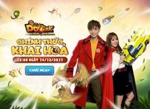DDTank - Game bắn súng tọa độ hấp dẫn vừa được Garena phát hành tại Việt Nam