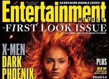 Hé lộ những hình ảnh đầu tiên của X-Men: The Dark Phoenix