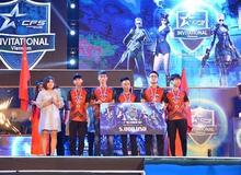 CFSI Việt Nam 2017: Brazil vô địch, Trung Quốc gục ngã, Việt Nam nhận giải 3-4