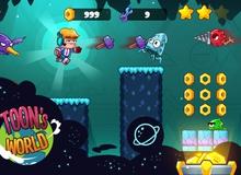 Toon Space Adventure - Game platform đầy thách thức do người Việt phát triển