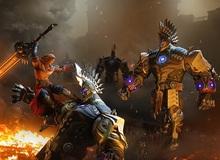Game online siêu khủng Skyforge sắp đặt chân lên nền tảng PS 4, hứa hẹn làm rung chuyển thị trường