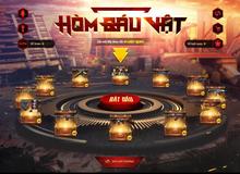 Hòm Báu Vật V2 chính thức trở lại với game thủ Đột Kích