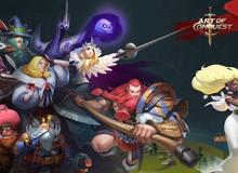 Lý giải sức hấp dẫn của Art of Conquest - Tựa game MMORTS số 1 năm nay
