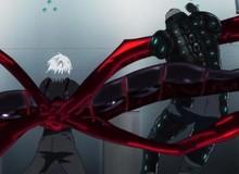 Điểm danh 5 dạng Kagune Kakuja đã xuất hiện trong Tokyo Ghoul
