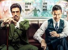 Diệp Vấn đóng vai trùm thuốc phiện, đối đầu với Lưu Đức Hoa trong phim mới - Trùm Hương Cảng