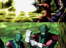 Soi trước tập 118 Dragon Ball Super: Gohan và Piccolo chiến đấu với 2 chiến binh cuối cùng của vũ trụ 6