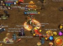 Huyết chiến Phong Lăng Độ, đoạt Vô Danh Giới Chỉ trong phiên bản mới của Ngạo Kiếm Mobile
