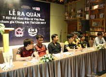 2 niềm tự hào của Liên Minh Huyền Thoại Việt Nam chính thức lên đường chinh phục giấc mơ CKTG Mùa 7
