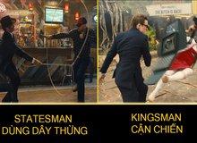 Kingsman - The Golden Circle: Nội dung cũ mèm nhưng vẫn đáng để xem