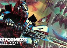 """""""Bom xịt"""" Transformers: The Last Knight – Đầu tư hơn hẳn nhưng thất bại ê chê"""