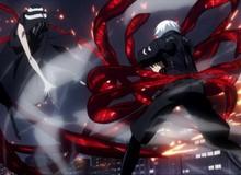 Đã mắt với vô số hình dáng Kagune của Ngạ quỷ trong Tokyo ghoul