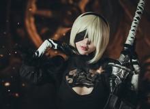 Cosplay cô nàng 2B cực chất dành cho fan hâm mộ Nier: Automata