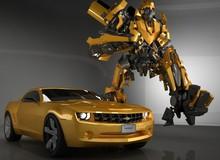 """Những lần """"thay áo"""" của Bumblebee qua các phần phim Transformers"""