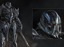 """Mãn nhãn với tạo hình của """"chúa tể"""" Megatron qua các phần phim Transformers"""