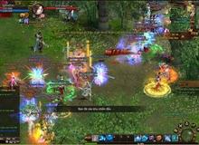Soi Ngạo Kiếm Vô Song 2 ngày đầu ra mắt: chiến trường cực hot với hàng ngàn game thủ