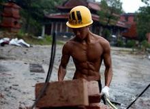 Nhà nghèo, sức khỏe yếu, lười vận động lại còn nghiện game, chàng thanh niên bất ngờ thành thần tượng giới trẻ sau hơn 1 năm đi làm... thợ xây