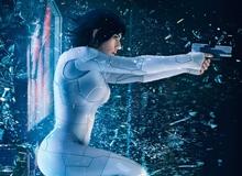 Scarlett Johansson phải học võ suốt 1 năm trời để đóng Ghost In The Shell như thế nào