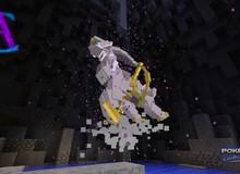Không thể tin nổi khi một game thủ đã xây nguyên tựa game Pokemon mới hoàn toàn bằng Minecraft
