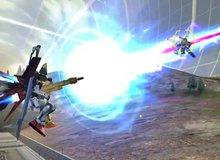 """Gundam Battle - Game hành động 3D """"chính chủ"""" dành cho fan hâm mộ"""