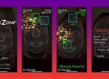 NoseZone - Tựa game độc đáo dùng khuôn mặt để điều khiển trên iPhone X