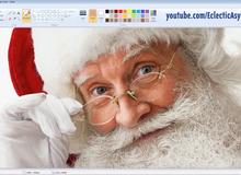Những bức vẽ đẹp mê hồn tới mức kinh điển được thực hiện bằng phần mềm Microsoft Paint