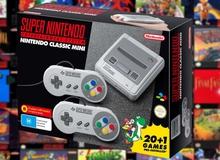 """Không thể tin nổi, """"đồ cổ"""" SNES Classic bán được tới 2 triệu bản trên toàn thế giới chỉ trong 1 tháng"""