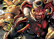 Cùng tìm hiểu về New Gods, chủng tộc của Steppenwolf và tên độc tài Darkseid