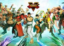 [HOT] Game đối kháng 'đỉnh' Street Fighter V sẽ cho chơi miễn phí từ ngày mai, không giới hạn nhân vật