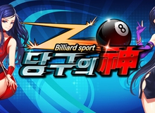 Tay Cơ Huyền Thoại - Game Bi-a Top 1 Hàn Quốc về Việt Nam