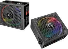 Hết RAM, hết bo mạch chủ, giờ đến nguồn máy tính cũng có cả đèn LED!