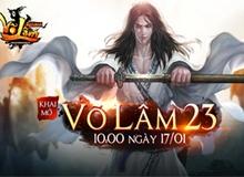 Đại chiến server mới cùng bộ GiftCode giá trị từ Võ Lâm Returns