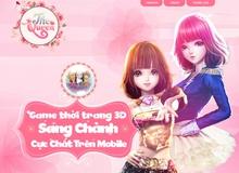 The Queen - Game thời trang 3D thực tế ảo chính thức tung Landing, ấn định ra mắt 10/08