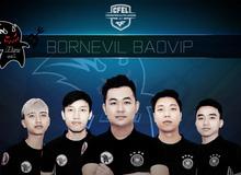 [INFOGRAPHIC] BornEvil – Chú ngựa ô của Giải đấu Đột Kích CFEL 2017