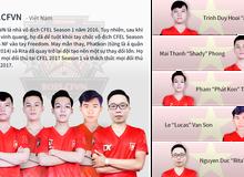 """Trước thềm CFGI 2017 - BossCFVN cổ vũ CherryStars: """"Hãy cố gắng hết mình vì màu cờ sắc áo Việt Nam"""""""