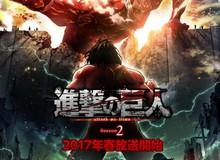 [Độc Quyền] Lộ diện ca khúc chủ đề trong Anime Attack On Titan Season 2