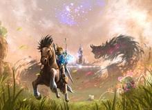 Zelda: Breath of the Wild ra mắt cùng với Nintendo Switch, giới thiệu gameplay tuyệt đẹp mới