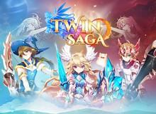 Twin Saga - Game dễ thương 'chết người' chính thức mở cửa ra thị trường