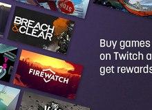"""Twitch bắt đầu bán game kể từ ngày hôm nay nhưng so với Steam vẫn còn quá """"muỗi"""""""