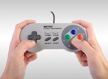 Tay cầm điện tử 4 nút siêu đẹp, chỉ 400 nghìn nhưng chơi được mọi game trên đời!