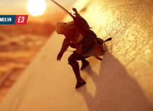 Assassin's Creed: Origins chính thức xuất hiện, xem ngay gameplay tại đây