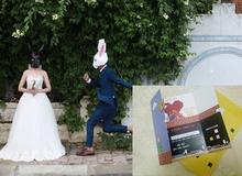 Trò chuyện cùng cặp đôi đầu tiên đưa hình ảnh Mario lên thiệp cưới tại Việt Nam