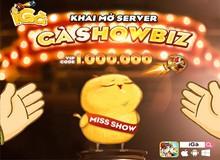 iGà mở sever mới Gà Showbiz và WP Showbiz, tặng GiftCode giá trị