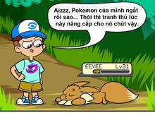 Sự tai hại mỗi khi Pokemon bị ngất sau cuộc chiến