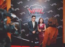 VPL 2017: Giải đấu đầu tiên mời Gương mặt truyền hình làm MC đồng hành